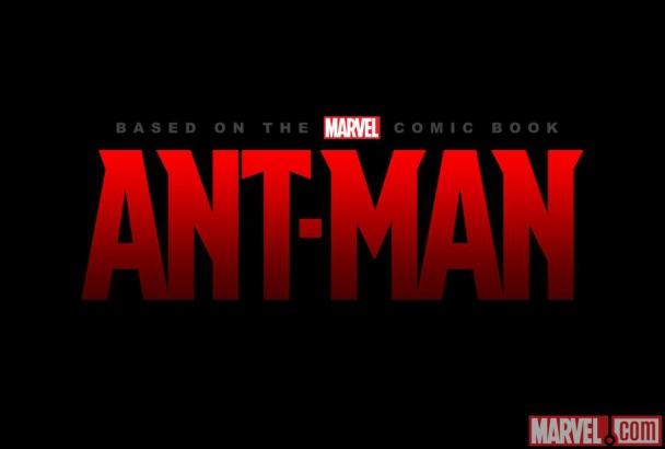 Logotipo Ant-Man
