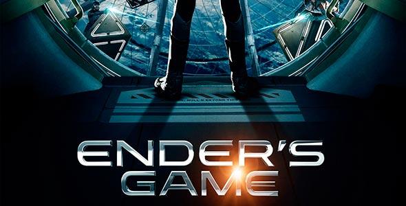 Logotipo El Juego de Ender