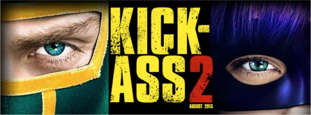 Logotipo Kick-Ass 2