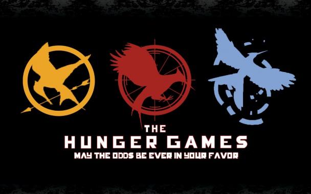 Logotipo Saga Los Juegos del Hambre