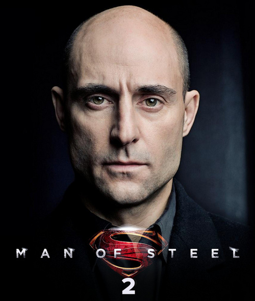 Imagen Mark Strong Lex Luthor Man of Steel