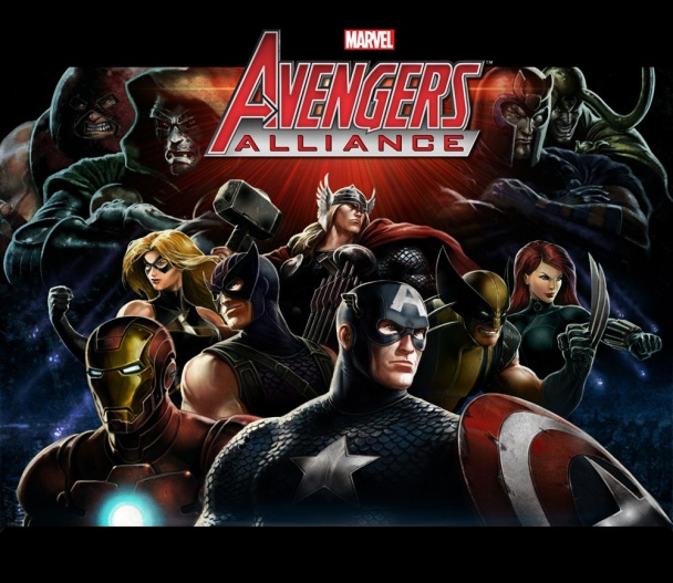 Marvel Avengers Alliance 1