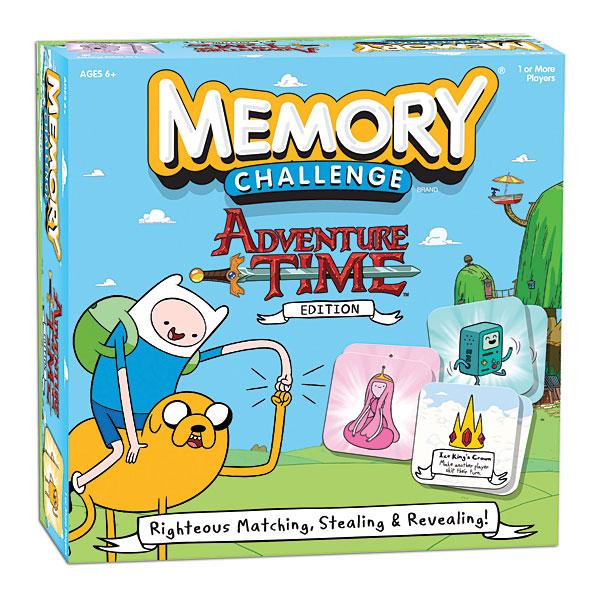 Memory Hora de Aventuras juego de mesa