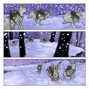 Mouse Guard 2: Invierno 1152