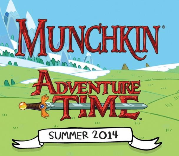 Muchkin y Hora de Aventuras, por fin juntos en un juego