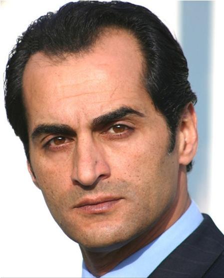 Navid negahban arrow serie tv dc comics liga de los asesinos villano