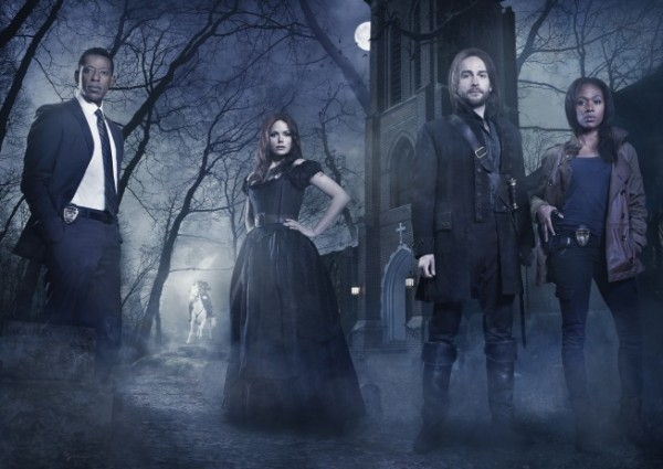 Personajes serie Sleepy Hollow
