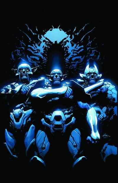 Portada de Avengers #18
