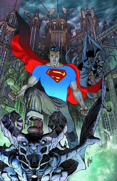 Portada de Batman Superman #3