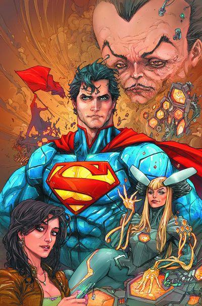 Portada de Superman #23