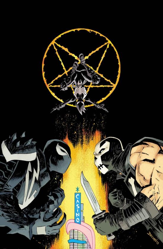 Portada de Venom #42