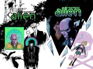 Resident Alien Suicide Blonde 0