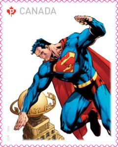 Sello Superman