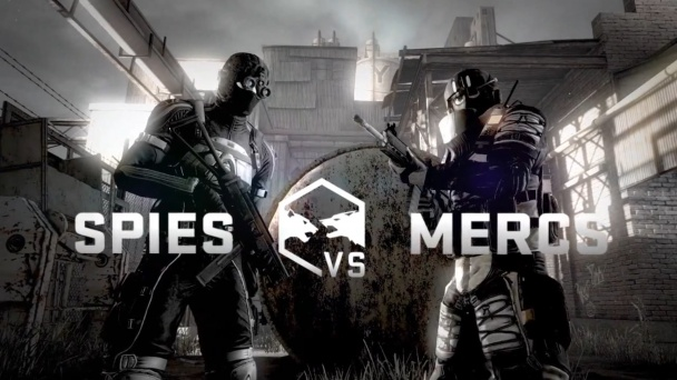 Spies vs. Mercs