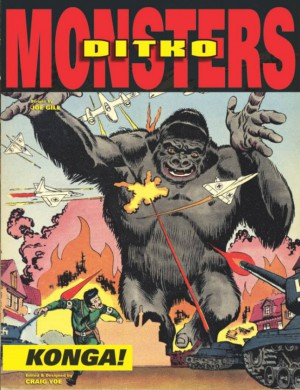 Steve-Ditlo-Monsters-Konga