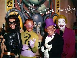 Supervillanos de batman 1966