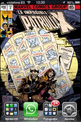 X-Men Días del Futuro Pasado 1