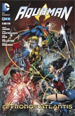 aquaman-num5-ecc-ediciones-eccediciones-dc-comics-liga-justicia-trono-atlantis-cruce-crossover