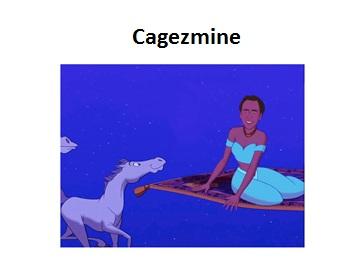 cagezmine