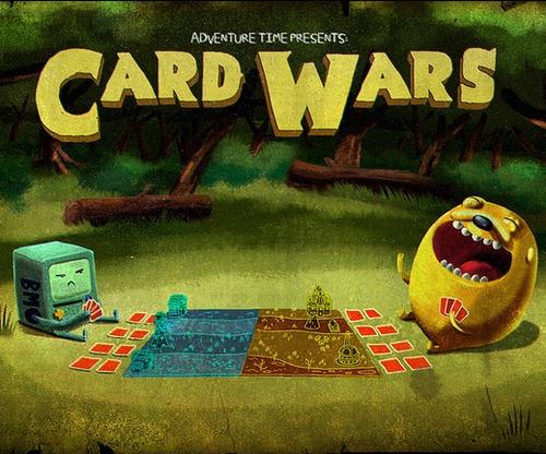Hora de Aventuras presenta: Card Wars