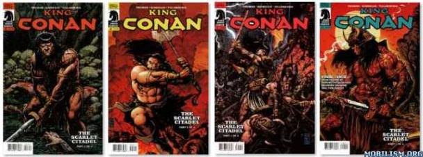 Conan Rey: La Ciudadela Escarlata