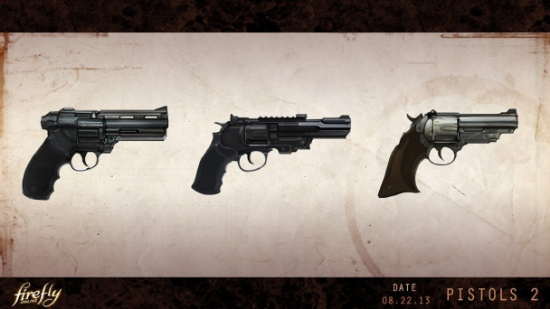 disenos pistolas firefly online