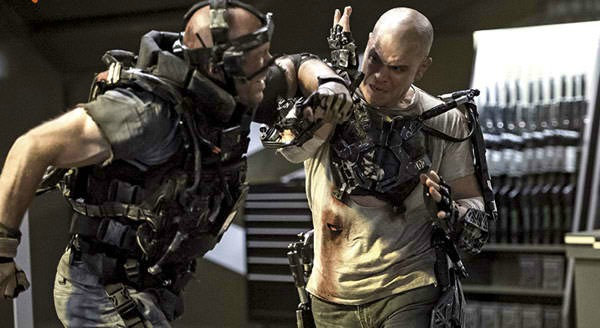 Un film de acción con muchas escenas de combate