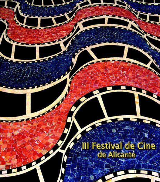 Cartel del III Festival de Cine de Alicante