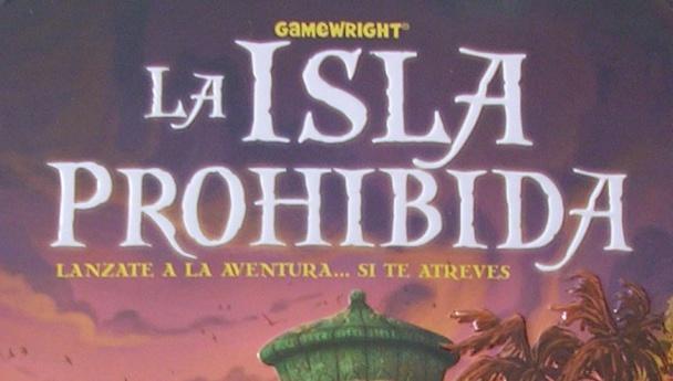 isla prohibida portada