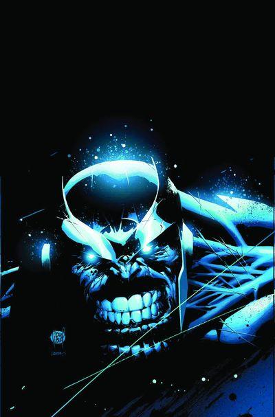 Portada de Infinity #1
