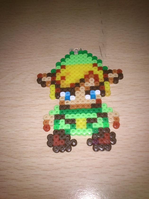 Link está a punto para pasar pantalla