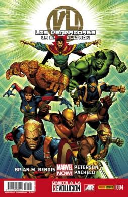 los-vengadores-era-ultron-avengers-marvel-comics-panini-comic