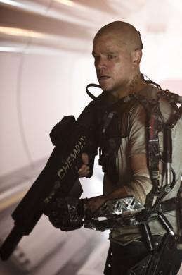 Matt Damon encarna a Max en Elysium