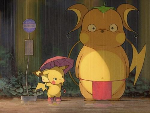 mi vecino pikachu