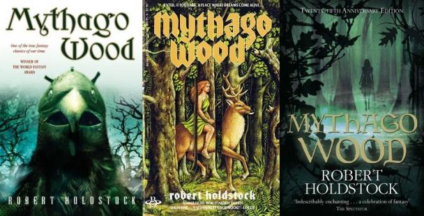 ediciones internacionales de Bosque Mitago de Robert Holdstock