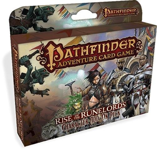 pathfinder juego de cartas