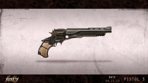 pistola 3 firefly online