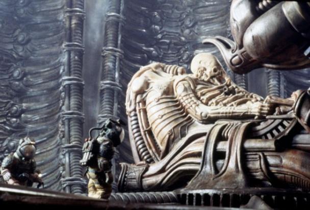 """Reminiscencias de """"Alien el Octavo Pasajero"""""""