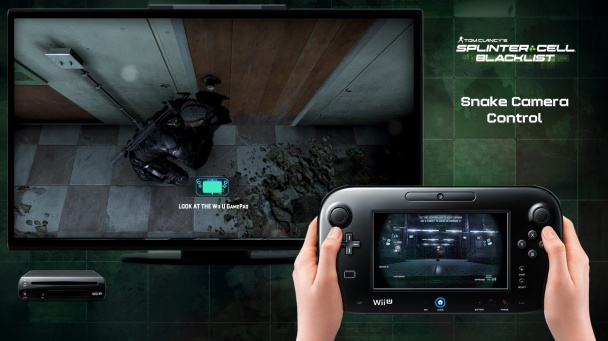 Gamepad en Splinter Cell: Blacklist