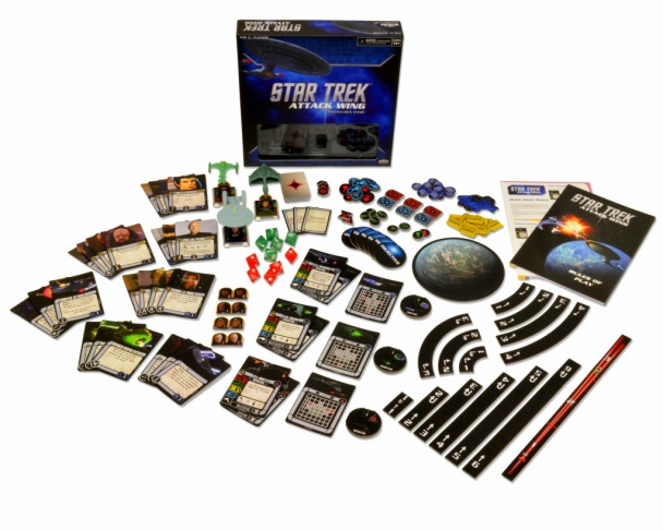 Star Trek Attack Wing set básico