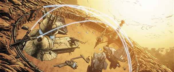star-wars-caballeros-de-la-flashpoint-planeta-dustin-weaver-antigua-republica-comic-comics-planeta-deagostini-john-jackson-miller-brian-ching