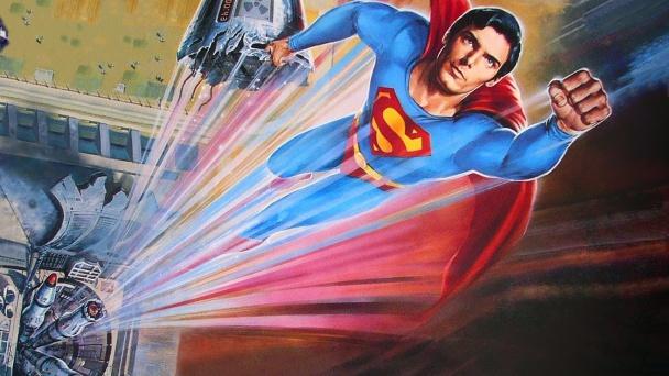 superman IV en busca de la Paz Christopher Reeve