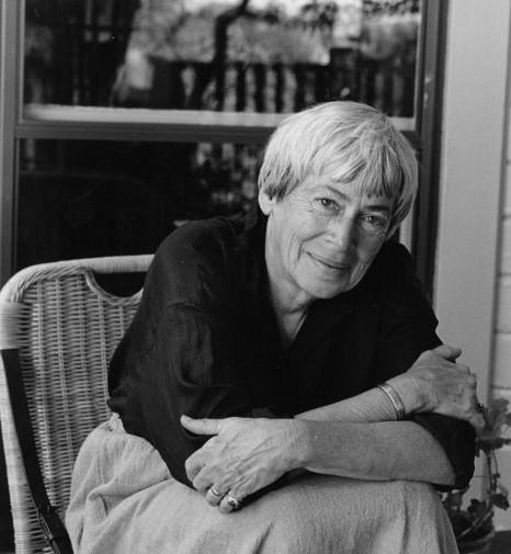 autora Ursula K. Le Guin