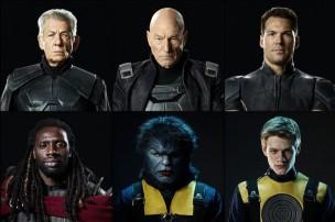 Retratos X Men días del futuro pasado