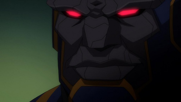 JUSTICE LEAGUE: WAR - DARKSEID