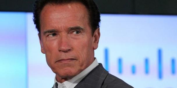 El veterano Arnold Schwarzenegger