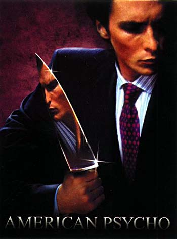 Cartel película American Psycho