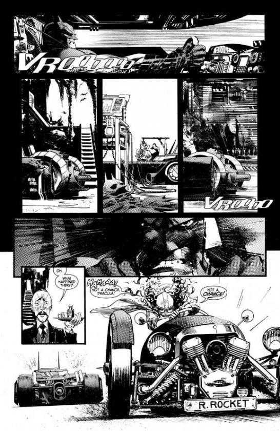BATMAN: BLACK & WHITE