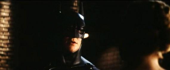 Batman Chrsitian Bale prueba