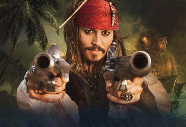 Captain-Jack-Sparrow-pirates-of-the-caribbean